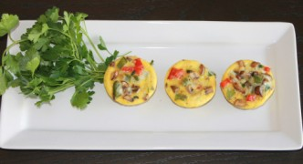 Hash Brown and Vegetable Frittata