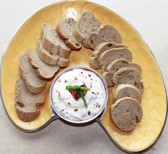 Bacon Chive Dip