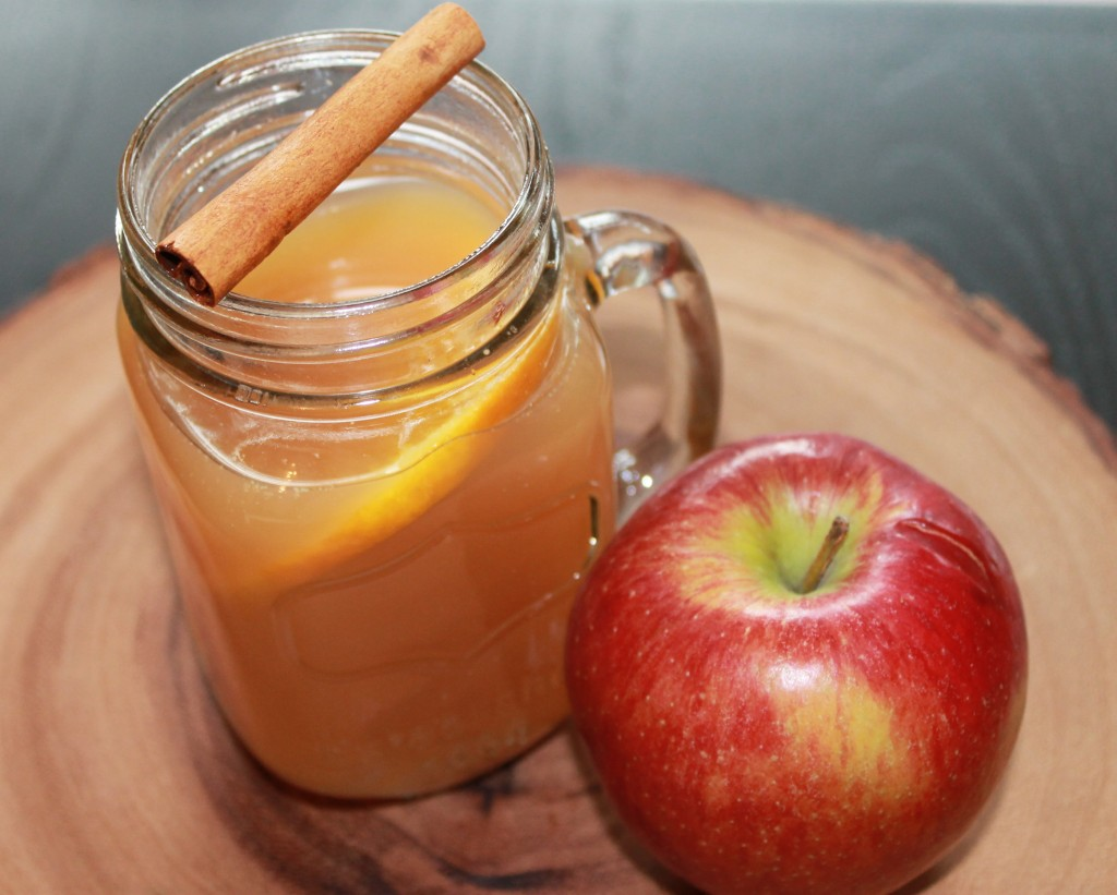 Spiced Apple Cider Recipe — Dishmaps
