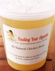 Feeding Your Appetite Chicken Stock Picture